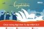 BINCO xin chúc mừng em Ngô Anh Tú đã nhận được visa du học Xuân tại Úc vào ngày đi làm đầu tiên của năm mới 2020