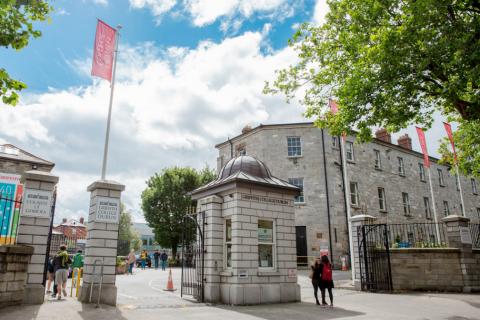 HỘI THẢO DU HỌC IRELAND - CÁNH CỬA DU HỌC CHÂU ÂU   TRƯỜNG GRIFFITH COLLEGE & HỌC BỔNG LÊN TỚI 4,500 EUR