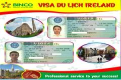 Visa du lịch Ireland