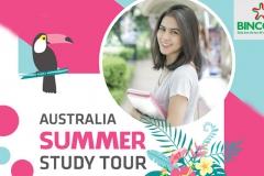 Chương trình Du học hè Sydney-Canberra 2019