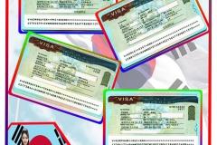 Vinh danh 3 bạn LÊ VIỆT ANH, NGUYỄN THÀNH LONG, PHẠM ĐỨC ANH đã có visa du học Hàn Quốc
