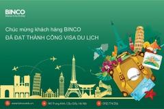 BINCO xin chúc mừng 04 khách hàng của BINCO đã có visa du lịch Úc