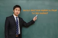 Du học Nhật Bản ngành sư phạm