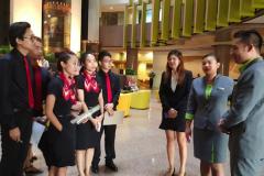Học ngành Quản trị khách sạn tại Singapore
