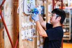 Du học Hàn Quốc ngành điện tử để có điều kiện học tập tốt nhất