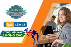 Học Tâm Lý học tại Úc