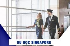 Học Hàng không tại Singapore