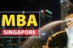 Học chương trình MBA tại Singapore