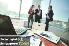 Học Kế toán - Tài chính tại Singapore