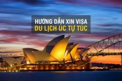 Kinh nghiệm xin Visa du lịch Úc tự túc mới nhất năm 2019
