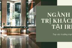 Học ngành Quản trị khách sạn tại Ireland