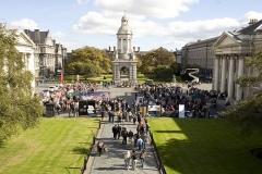 Du học trường Trinity College Dublin tại Ireland