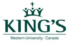 Du học Canada tại trường King's University College