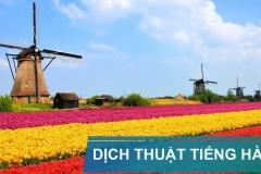 Dịch Thuật Công Chứng Tiếng Hà Lan Tại Hà Nội