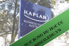 HỌC BỔNG DU HỌC ÚC LÊN TỚI $3.000 TẠI KAPLAN BUSINESS SCHOOL