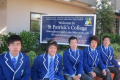 St Patrick's College Wellington