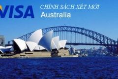 Chính sách xét Visa Úc mới áp dụng từ ngày 01/07/2016