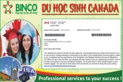 Visa du học Canada Tuấn Anh