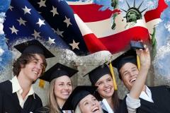 Du học bậc THPT Mỹ, dành học bổng không khó