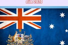 Học bổng Úc hấp dẫn cho du học sinh sinh viên Việt Nam 2020