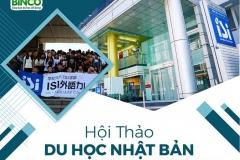 Hội thảo: DU HỌC NHẬT BẢN CÙNG TRƯỜNG NHẬT NGỮ ISI – INTERNATIONAL STUDY INSTITUTE