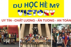 Du học hè Mỹ Victory 2016