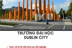 TRƯỜNG ĐẠI HỌC DUBLIN CITY - DUBLIN CITY UNIVERSITY