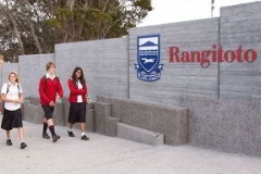 Du học New Zealand trường Trung học Rangitoto College