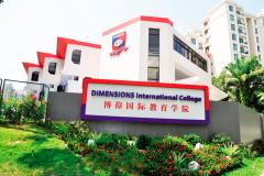 DU HỌC SINGAPORE - TRƯỜNG DIMENSIONS INTERNATIONAL COLLEGE