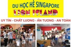 DU HỌC HÈ SINGAPORE LION ISLAND 2016